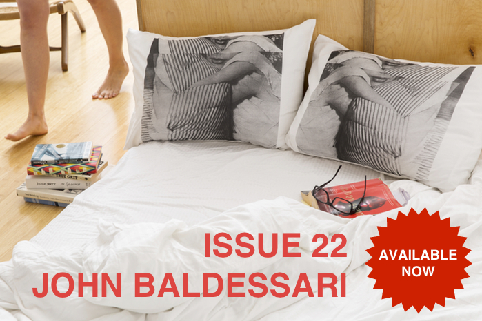 Issue 22 - John Baldessari