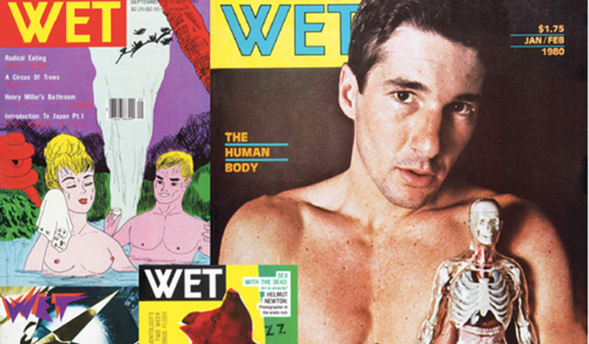Leonard Koren on WET: The Magazine of Gourmet Bathing